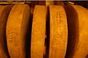 El queso es un producto de larga tradición.