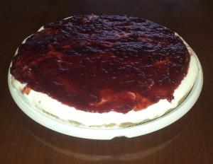 tarta de queso la pasiega