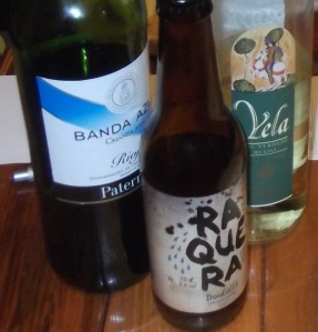 selecion bebida